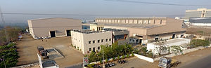 Manufacturing Plant  Chakan Pune