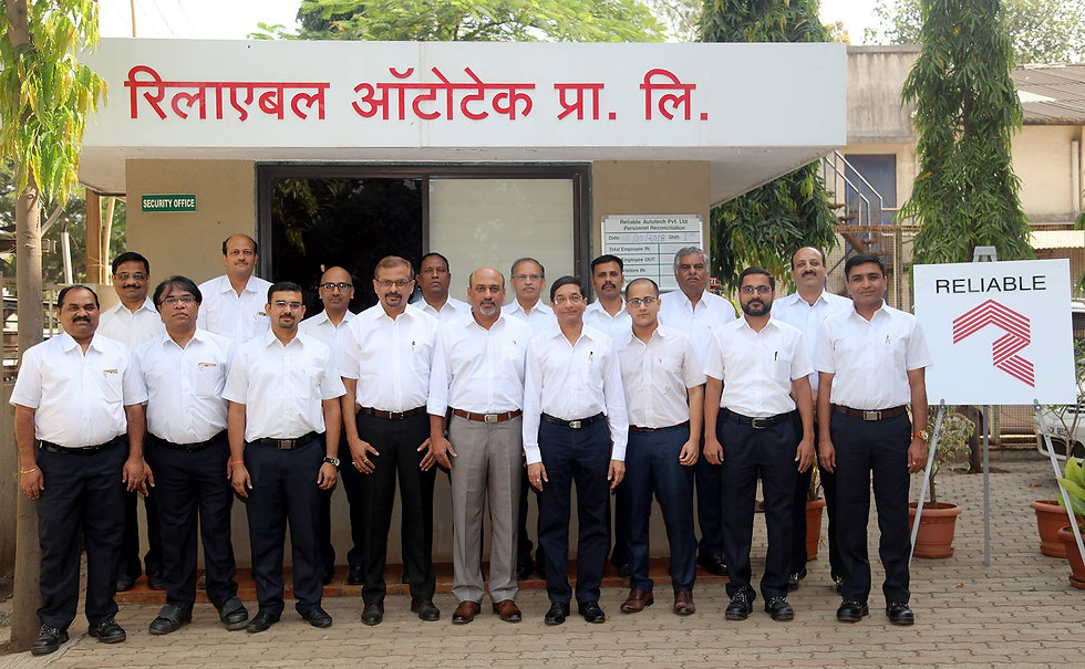 reliable management team
