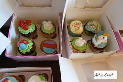 Cupcakekurs