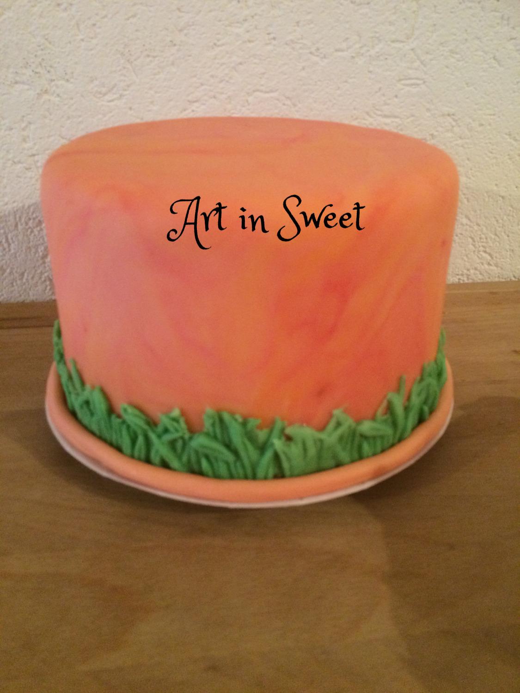Torte eindecken
