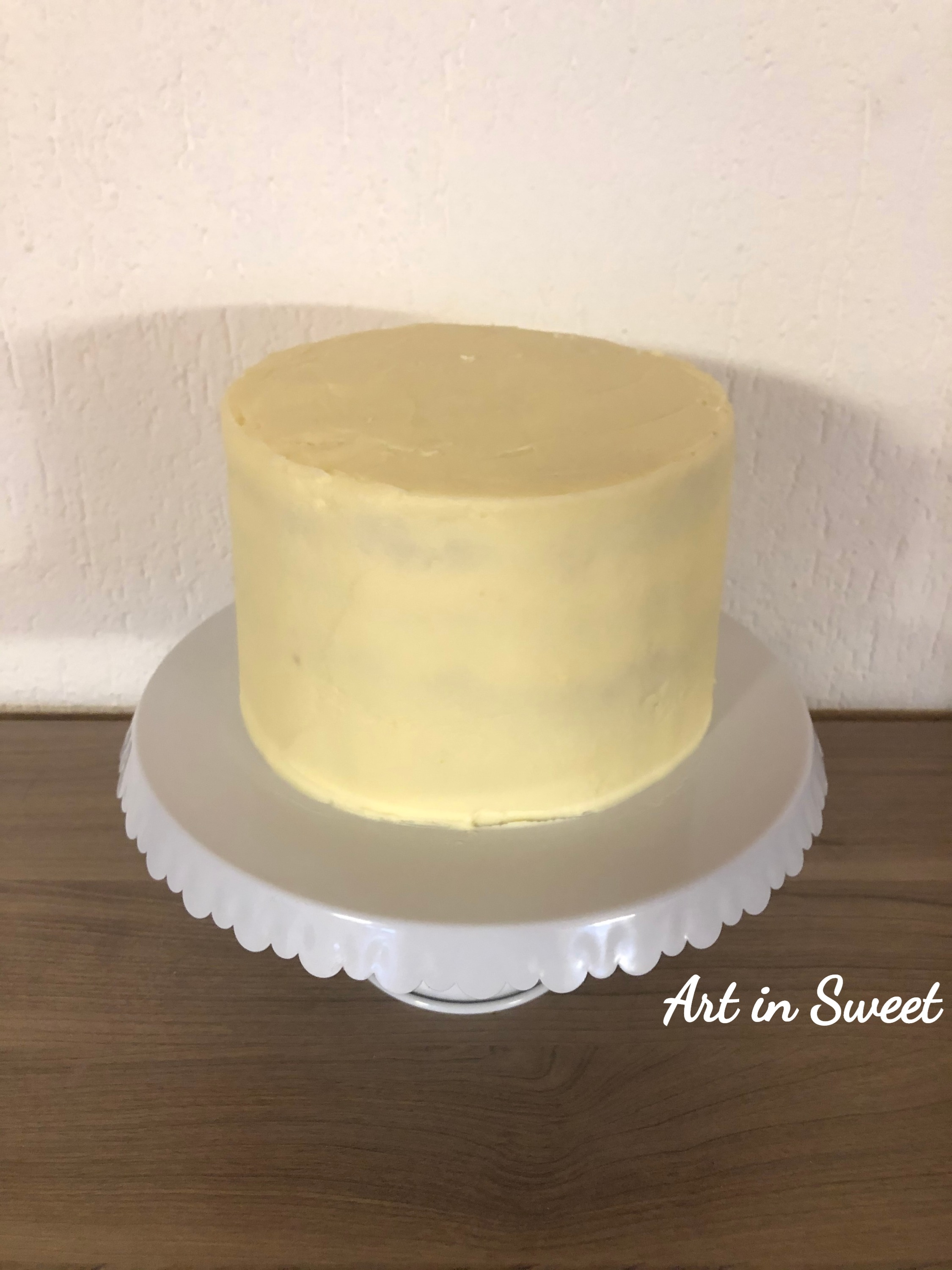 Buttercremetorte