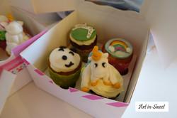 Cupcake dekorieren