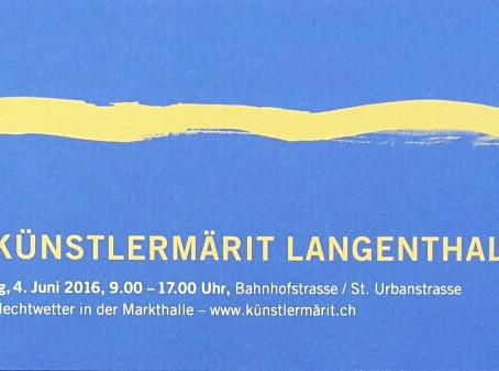 Künstlermärit Langenthal