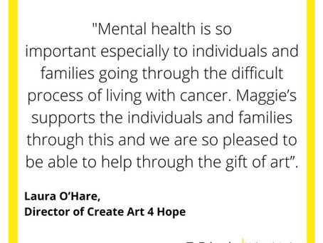 Create Art 4 Hope launches 2nd limited edition collection