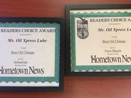 Thank you Hometown News and IRC!