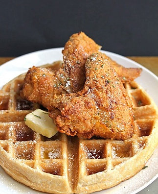 Chicken & Waffles Kettle Korn