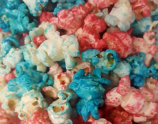 Strawberry Blueberry Kettle Korn