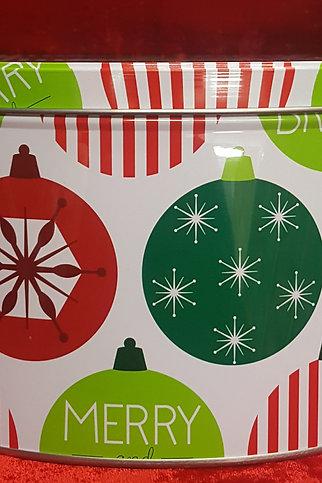 Holiday Gift Tin (Large/2 Gallon)