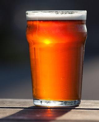Beer Flavored Kettle Korn