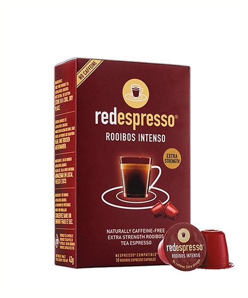 red espresso® Intenso (10 capsules)