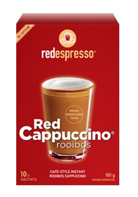 Instant Red Cappuccino