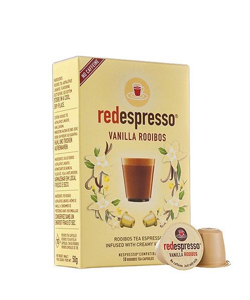 red espresso® Vanilla (10 capsules)