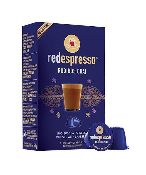 red espresso® Chai capsules (10 capsules)