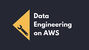 Data Engineering on AWS