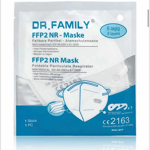 FFP2 Maske D.Family  1Stk