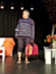 Acteur, comédien de la compagnie de théâtre amateur La Crau