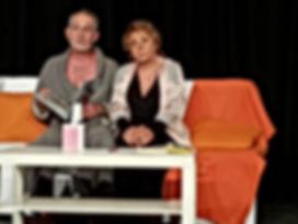 Photo des comédiens, acteurs de théâtre d'Art-Thea ville de La Crau-Var