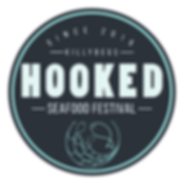 Hooked Seafood Festival Logo.png