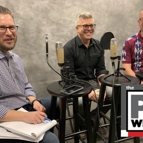 Dan on the PR Week Podcast