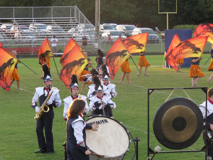 """North Posey """"Field of Dreams"""" Competition"""