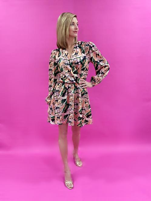 Berk Printed Dress