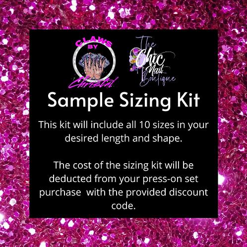 Sample Sizing Kit