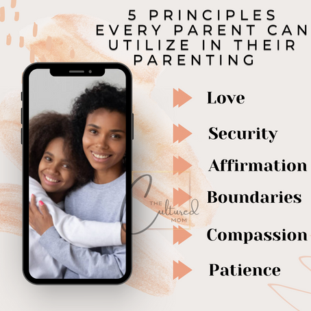 5 Principles EVERY Parent Can Utilize In Their Parenting
