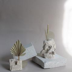 Holly Vases