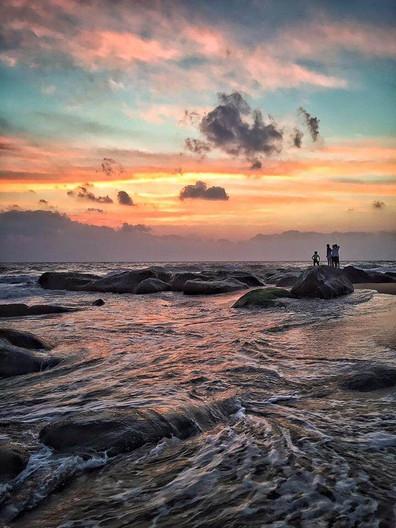 covelong Sunset.JPG