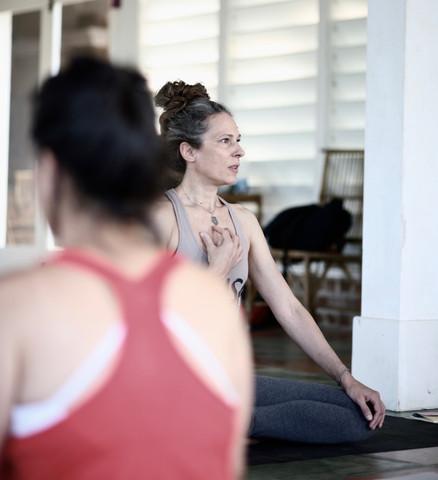 Nia Yoga retreat India