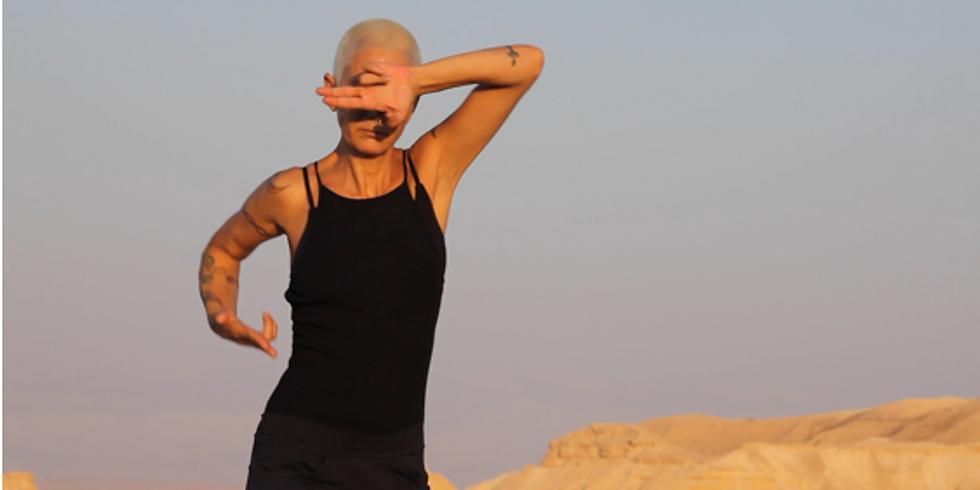 Nia & Yoga in the Negev Desert