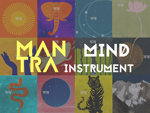 final mosaic with mantra mind instrument