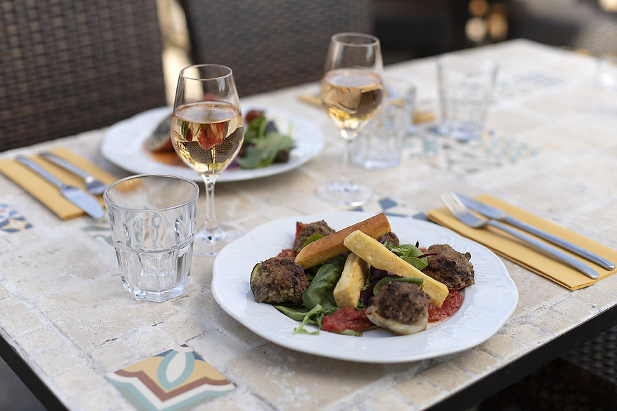 Restaurant Grasse