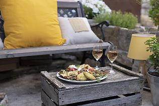 Restaurant l'Auberge de Provence cuisine niçoise et provençale
