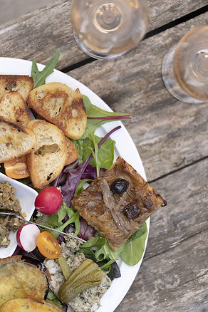 Restaurant l'Auberge de Provence Plascassier