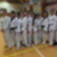 Taekwondo la Garnache avec Katia Parroche