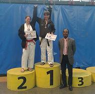 Taekwondo la Garnache : Virginie Coulombier championne de France