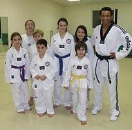 Taekwondo la Garnache