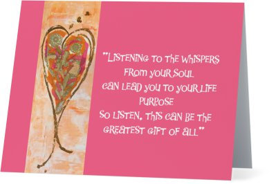 """"""" Listening""""-Note card"""