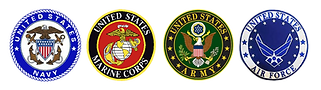 US Military Branches Logo