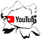 our youtube link icon