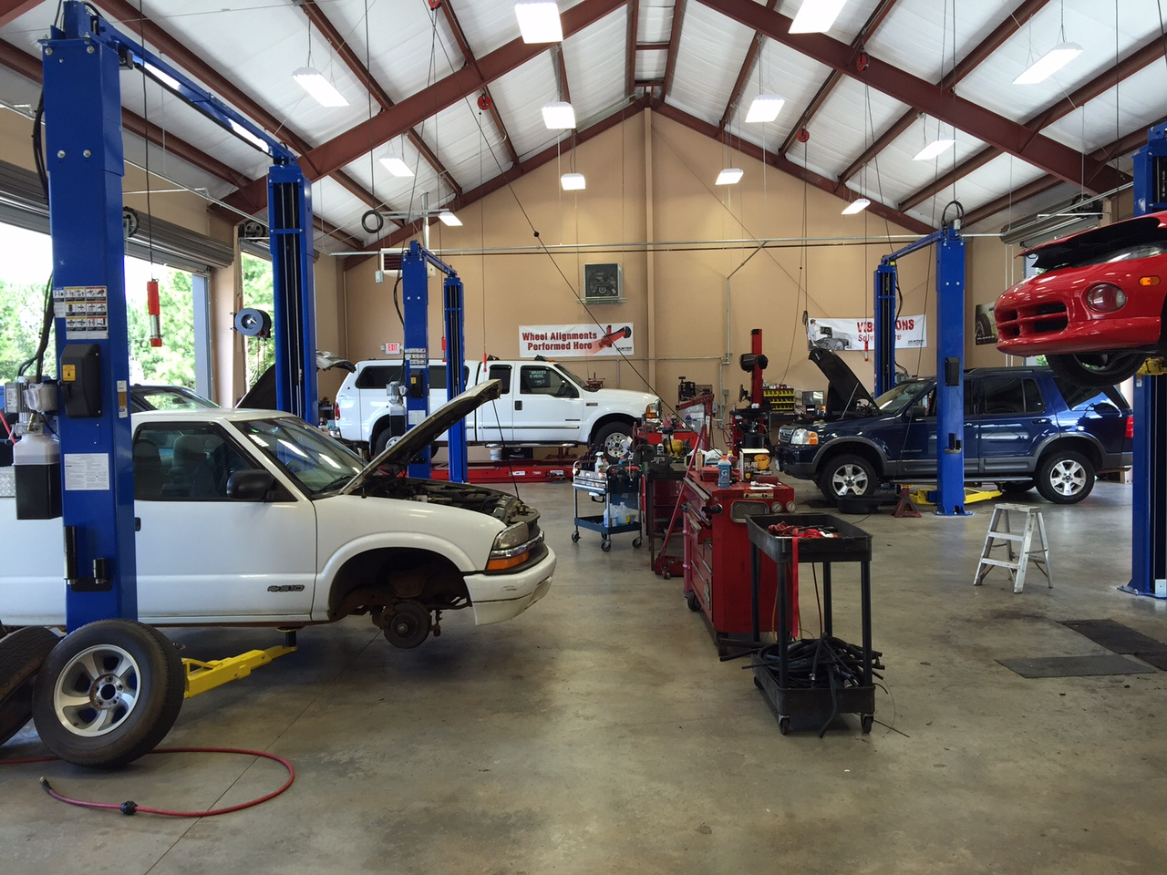 H3 Automotive Repair Center