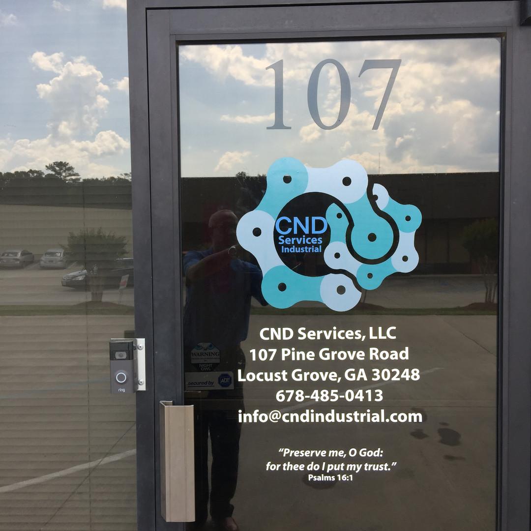 Entry Door Graphics