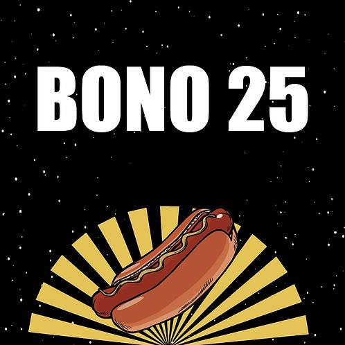 BONO 25