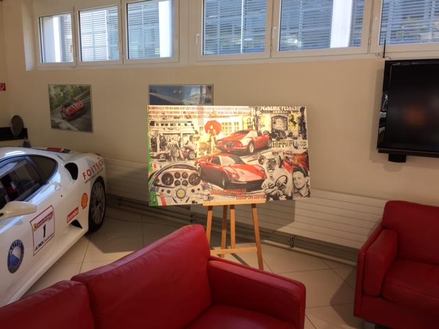Dino Ferrari Tribute