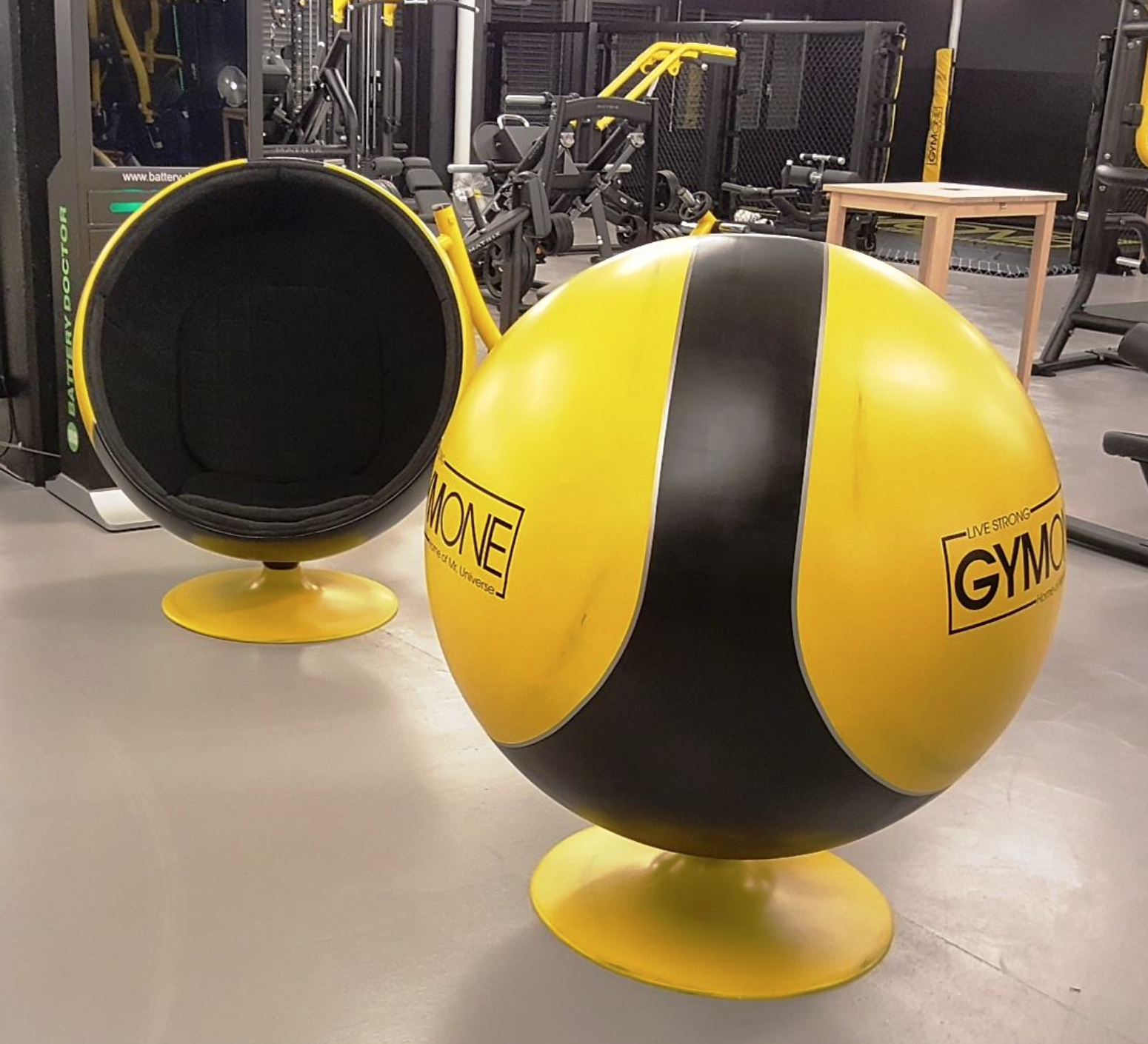 Ball Chair Gymone