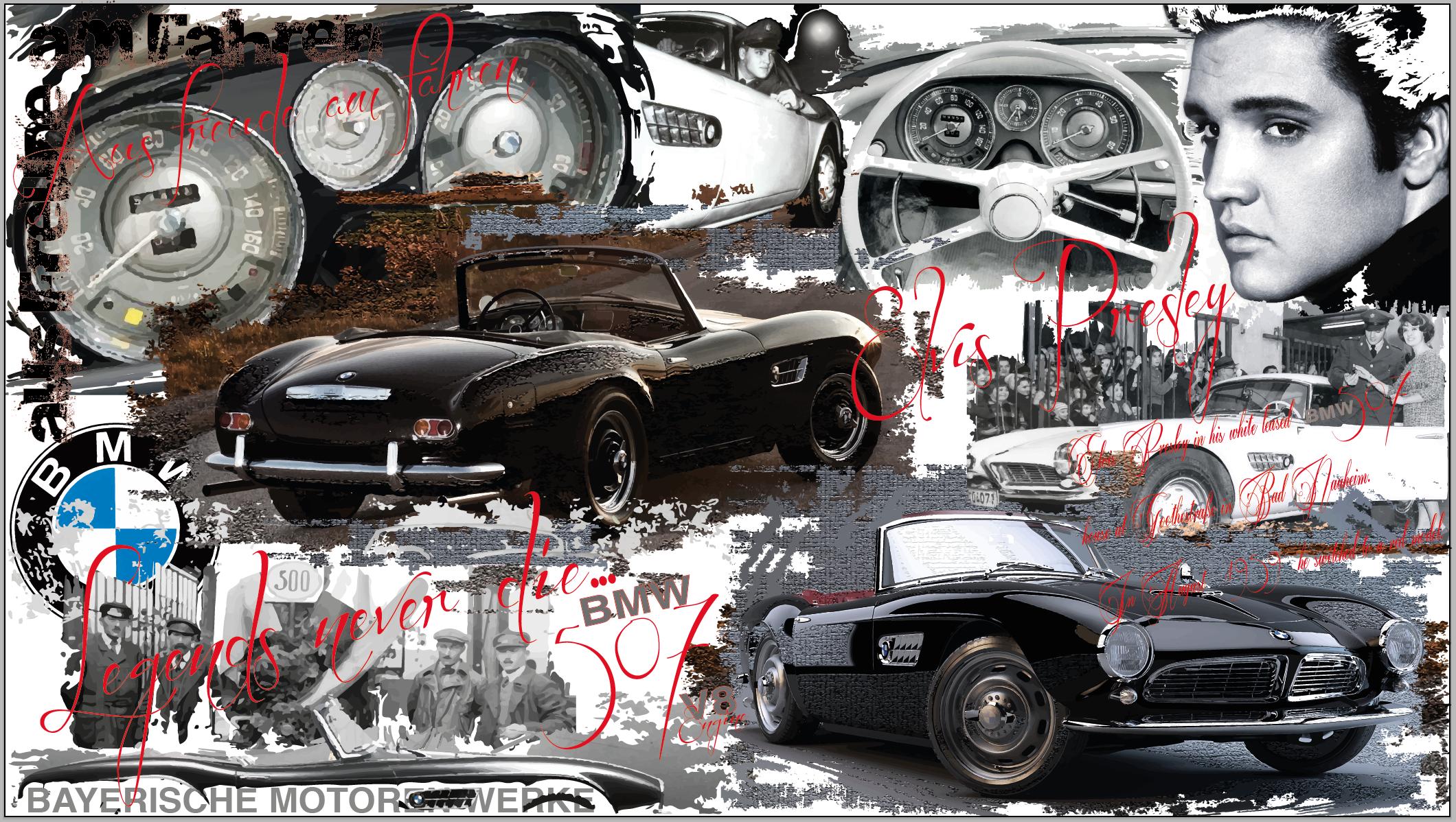 BMW 507 Elvis