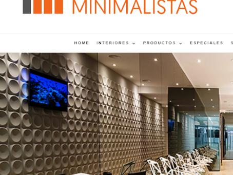 Publicación del proyecto de interiorismo Clínica Barrado en el portal IM
