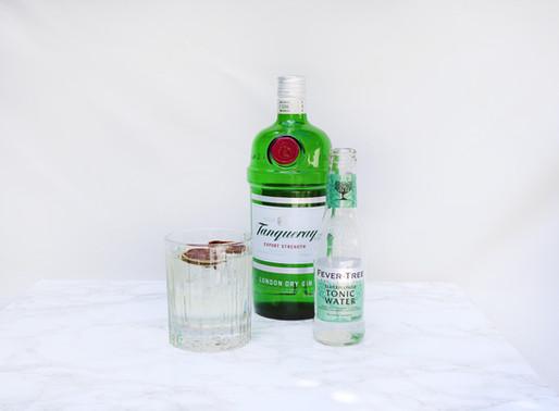 Lime Leaf G&T