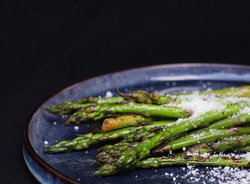 Green Asparagus Tips